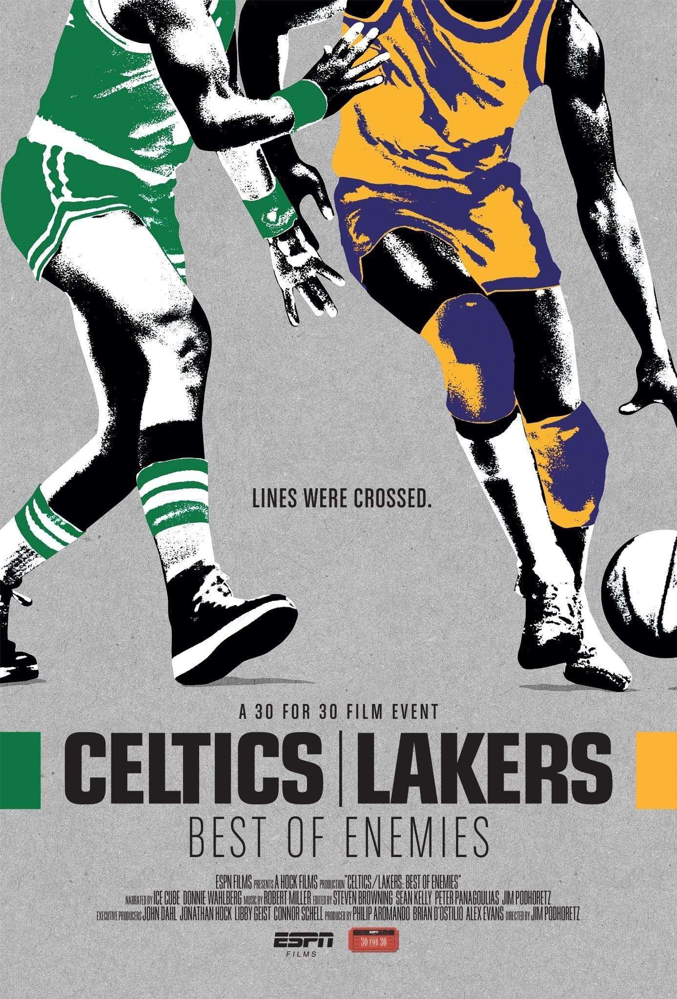 Crítica | Celtics/Lakers: Best of Enemies