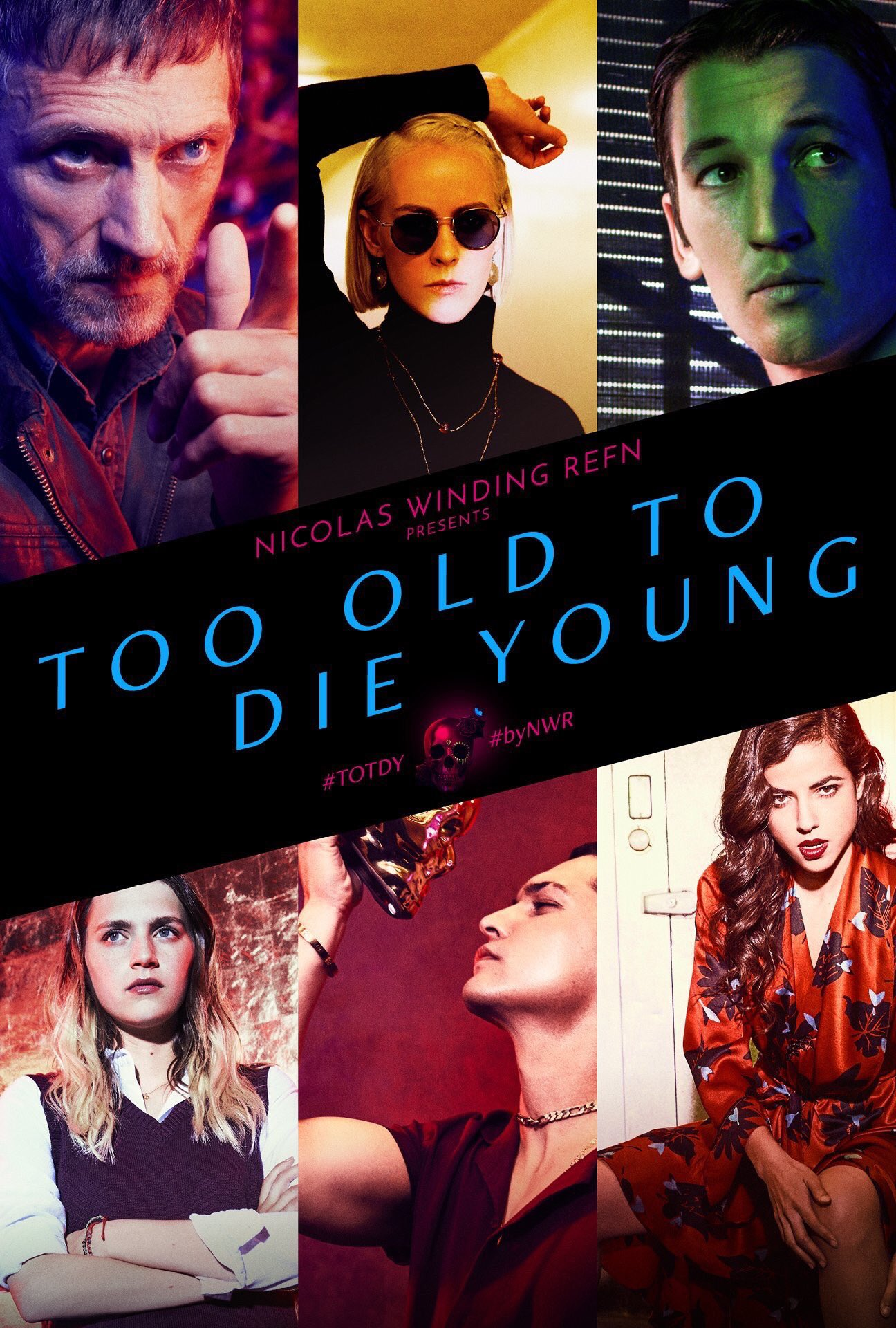 Review   Too Old To Die Young – 1ª Temporada