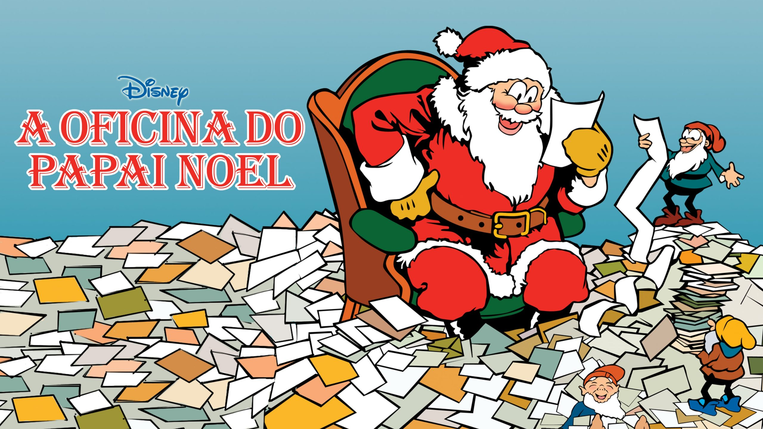 Crítica | A Oficina do Papai Noel