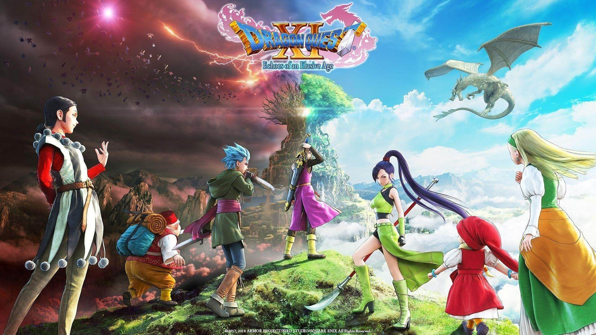 Review | Dragon Quest XI