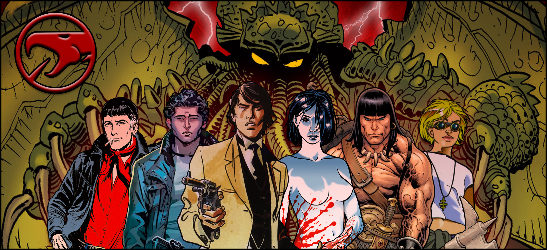 VortCast 93 | Red Dragon Publisher: Conan, Bonelli e o Mercado Editorial