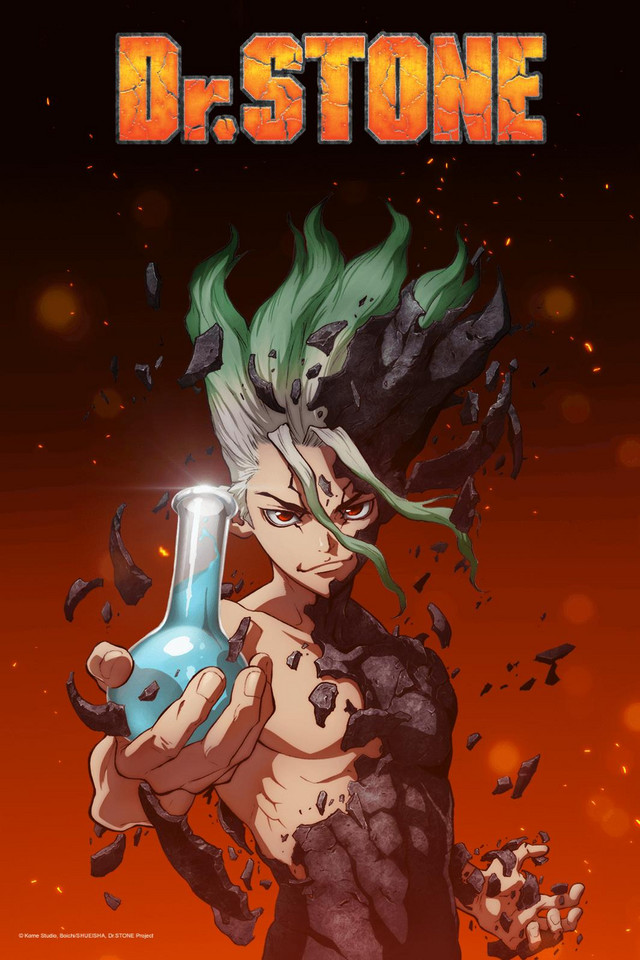 Review | Dr. Stone – 1ª Temporada