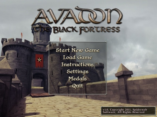 Review | Avadon: The Black Fortress