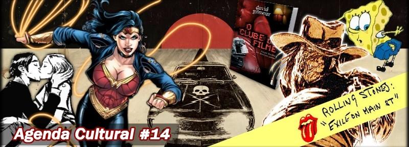 Agenda Cultural 14 | Tarantino e um Exílio Francês