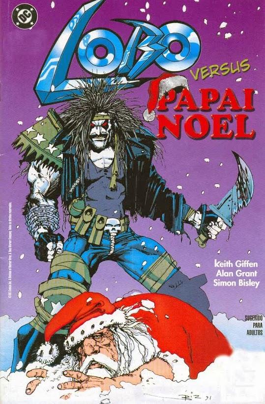 Resenha | Lobo Versus Papai Noel