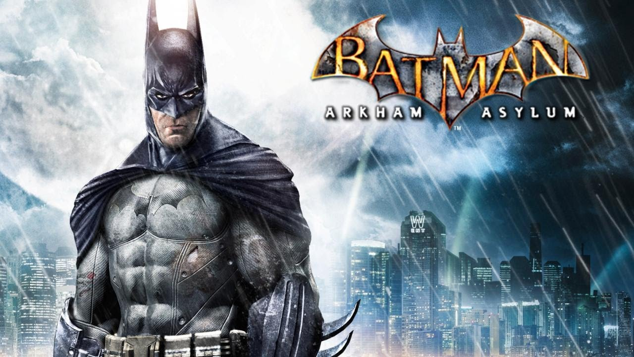 Review | Batman: Arkham Asylum