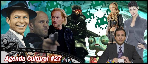 Agenda Cultural 27 | Exploitation, Alienígenas Desalmados e Cowboys Reptilianos