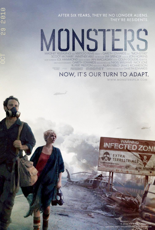 Crítica | Monstros