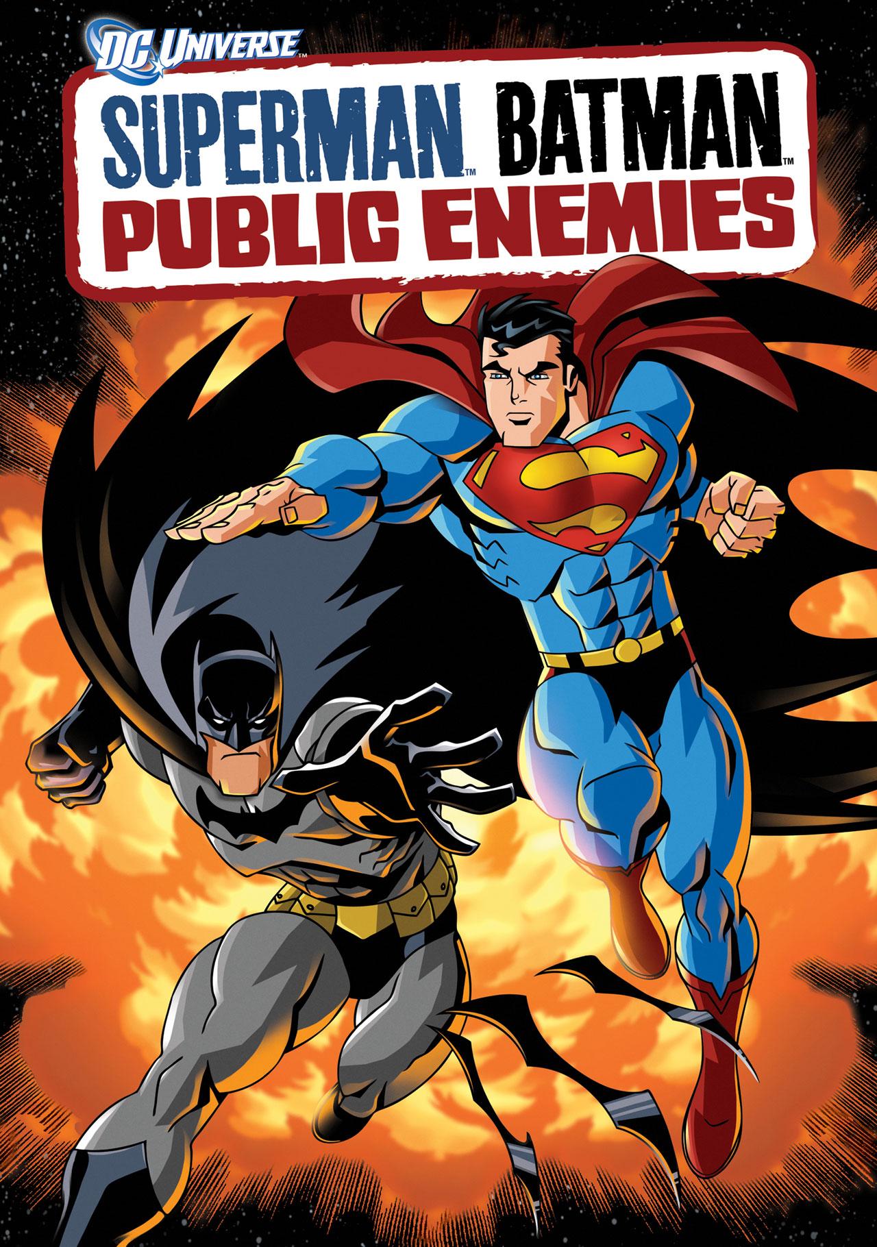 Crítica | Superman e Batman: Inimigos Públicos