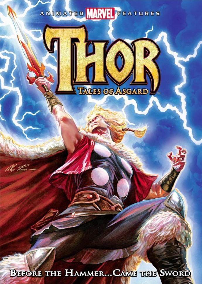 Crítica | Thor: Tales of Asgard / Thor & Loki: Blood Brothers