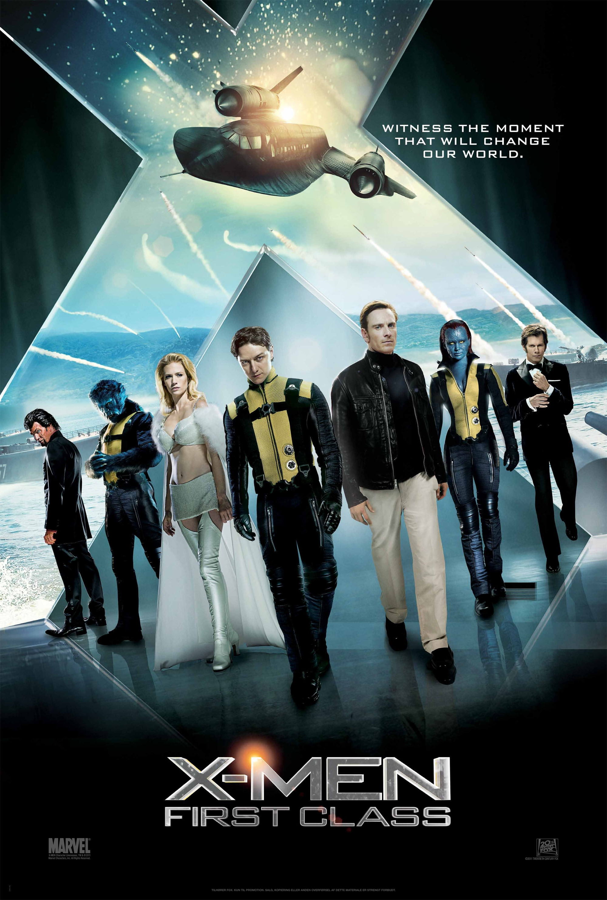 Crítica | X-Men: Primeira Classe