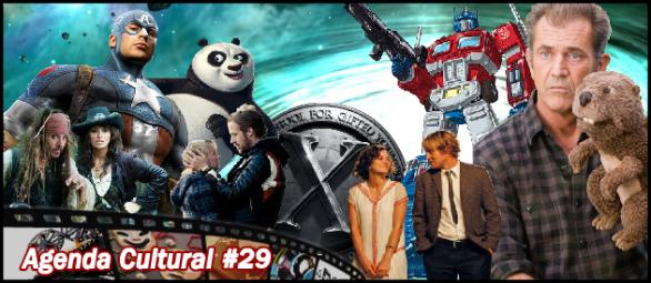 Agenda Cultural 29 | Retrospectiva de Cinema