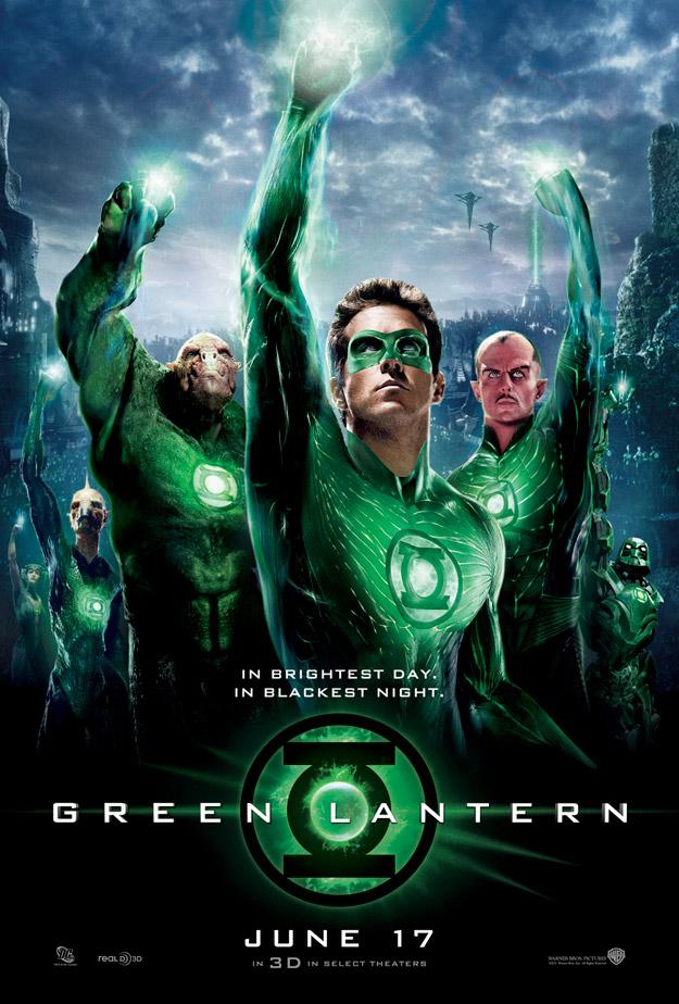 Crítica | Lanterna Verde