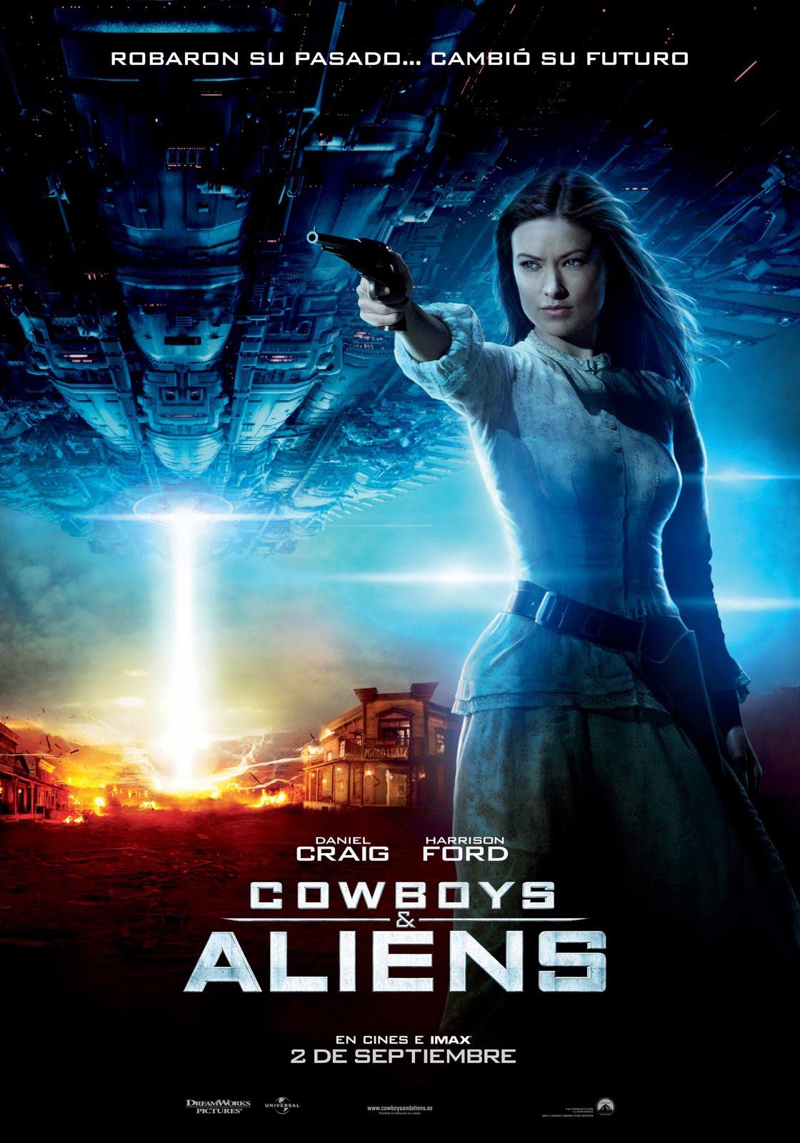 Crítica | Cowboys & Aliens