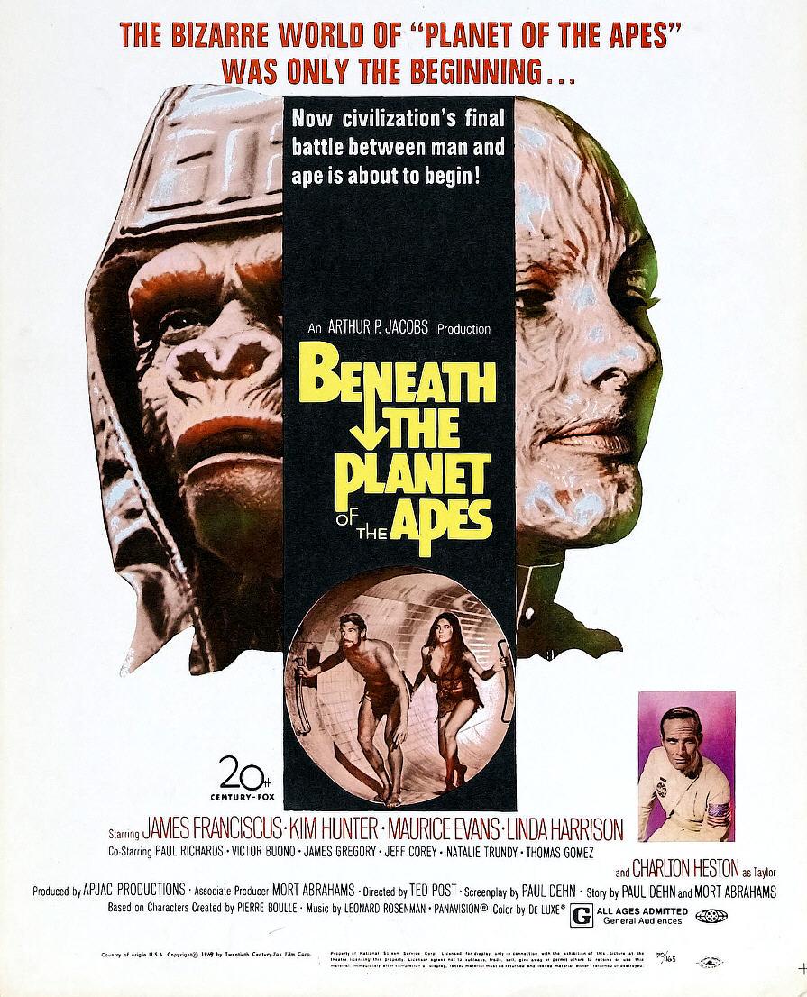Crítica   De Volta ao Planeta dos Macacos