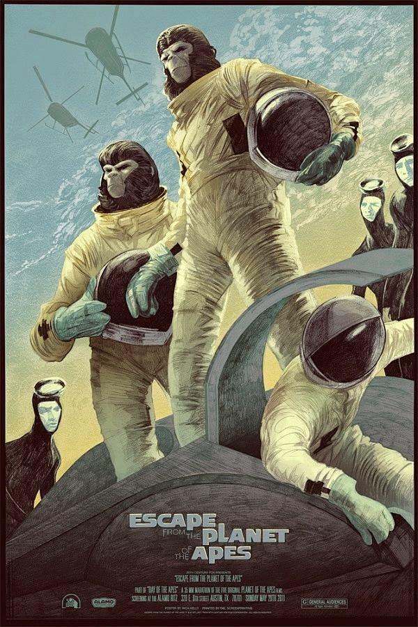 Crítica | Fuga do Planeta dos Macacos