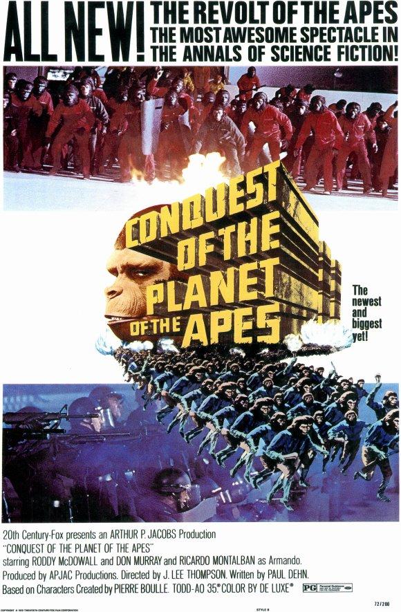 Crítica | A Conquista do Planeta dos Macacos