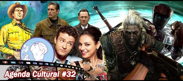 Agenda Cultural 32 | Desculpa aí, Galera...