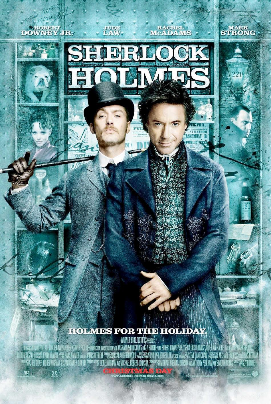 Crítica | Sherlock Holmes (2009)
