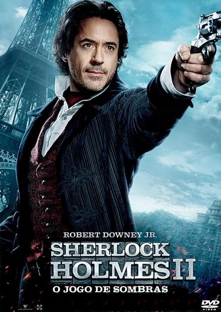 Crítica | Sherlock Holmes: O Jogo de Sombras