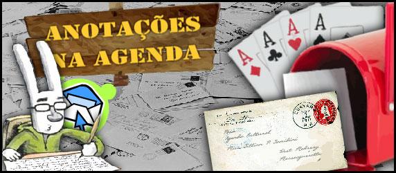 Anotações na Agenda 14 | Especial 3 Anos