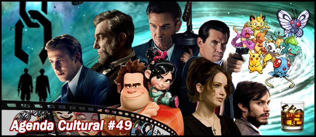 Agenda Cultural 49 | Pokémon, Bebedeiras e Um Pouco do Oscar
