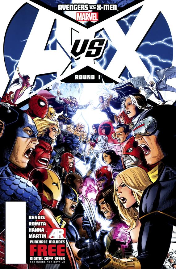 Resenha | Vingadores Vs. X-Men