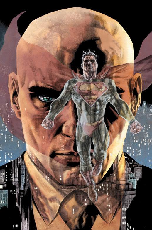 Resenha | Lex Luthor: Homem de Aço