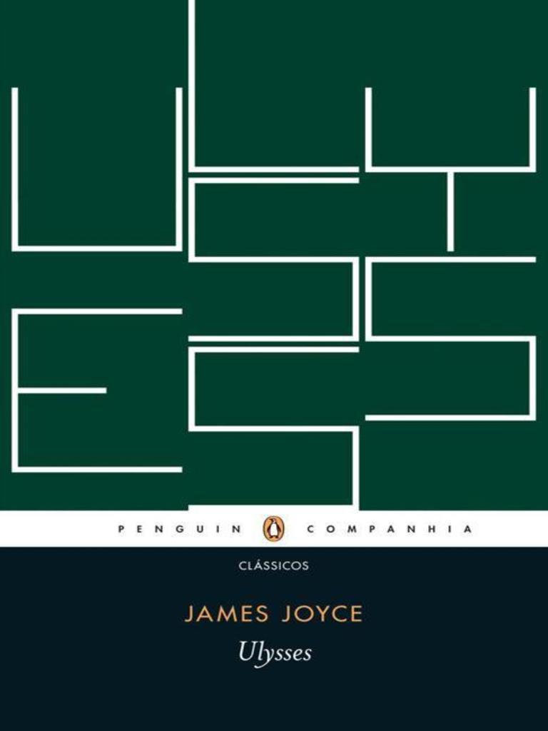A Verborragia de Joyce – Parte 1