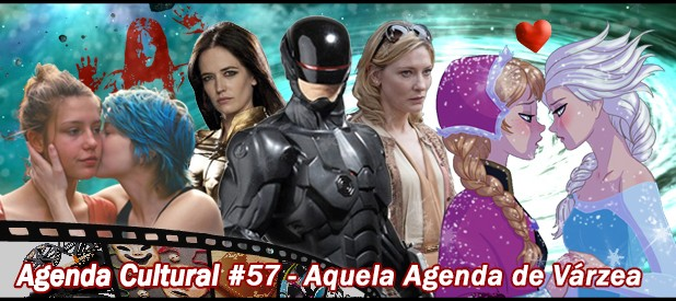 Agenda Cultural 57 | Aquela Agenda de Várzea