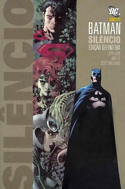 Resenha   Batman: Silêncio