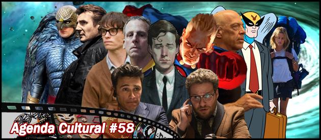 Agenda Cultural 58 | Whiplash, Birdman, Lionélson e Alan Moore