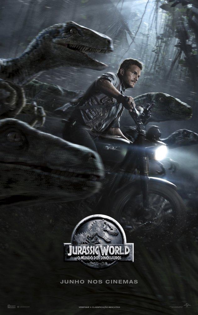 Crítica | Jurassic World: O Mundo dos Dinossauros