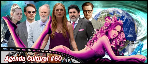 Agenda Cultural 60 | Demolidor, David Cronenberg e Paul Thomas Anderson