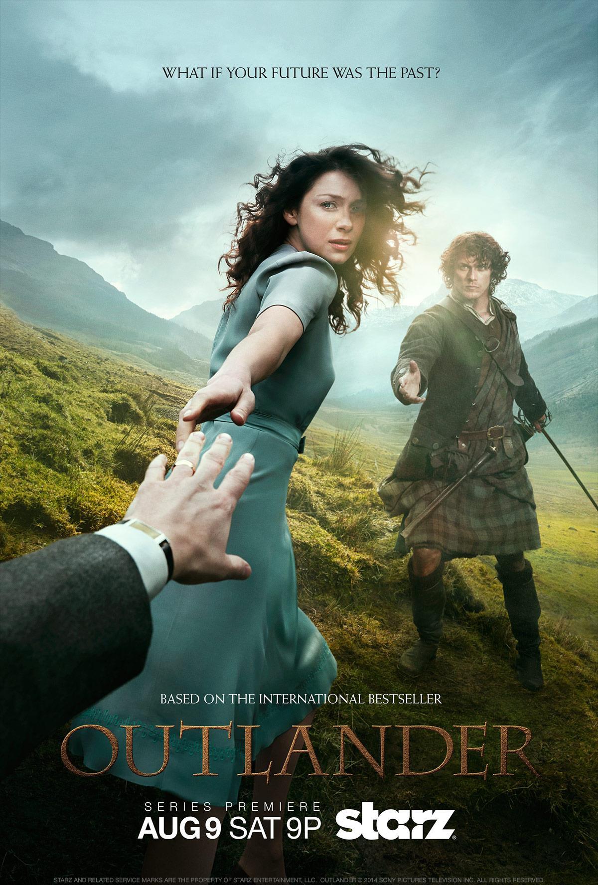 Review   Outlander – 1ª Temporada
