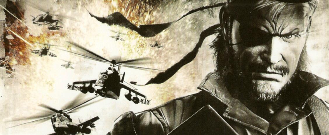 Review | Metal Gear Solid: Peace Walker
