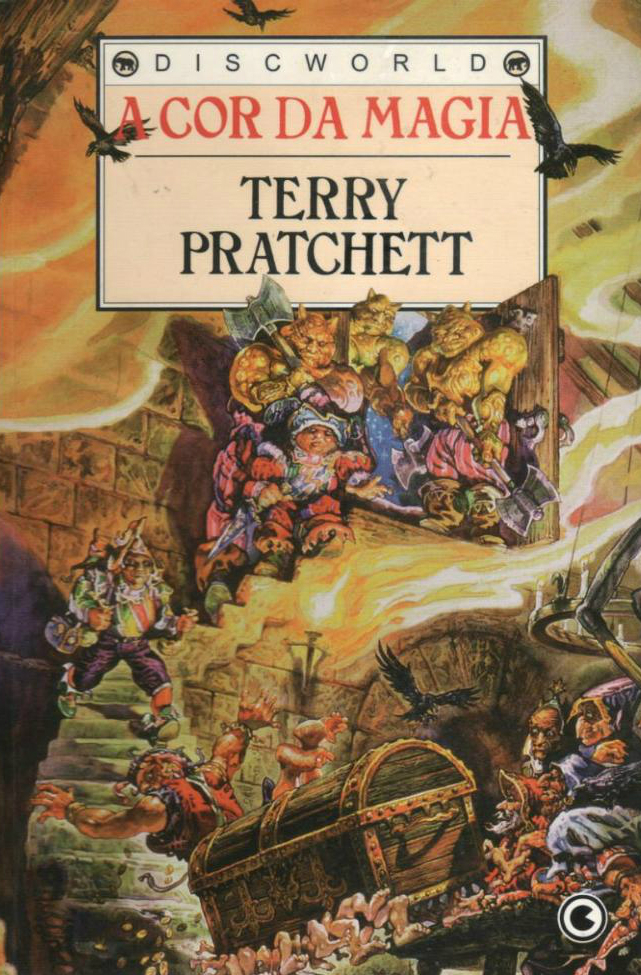 Resenha | A Cor da Magia – Terry Pratchett