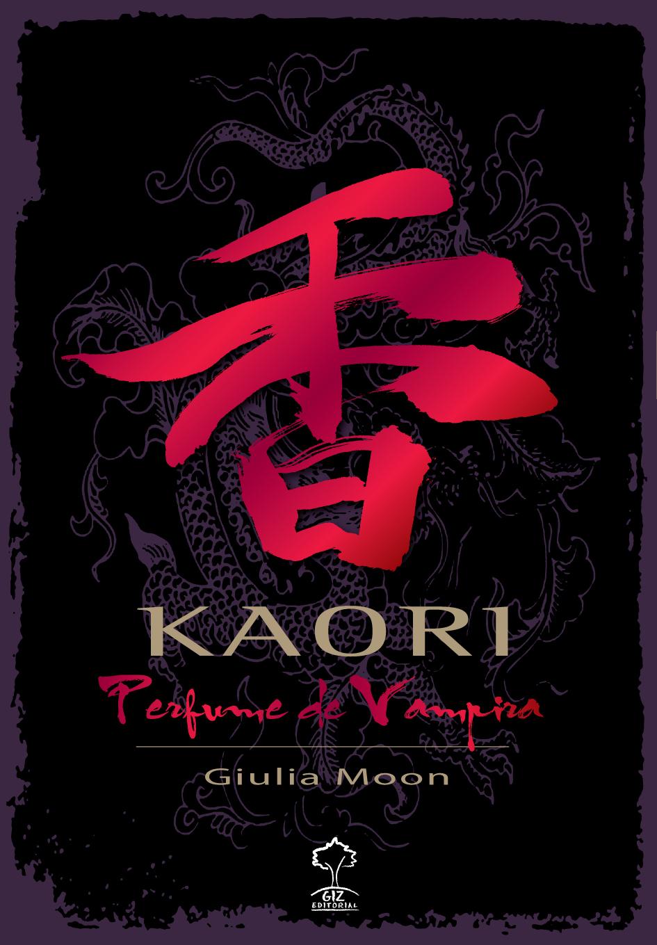 Resenha | Kaori: Perfume de Vampira – Giulia Moon