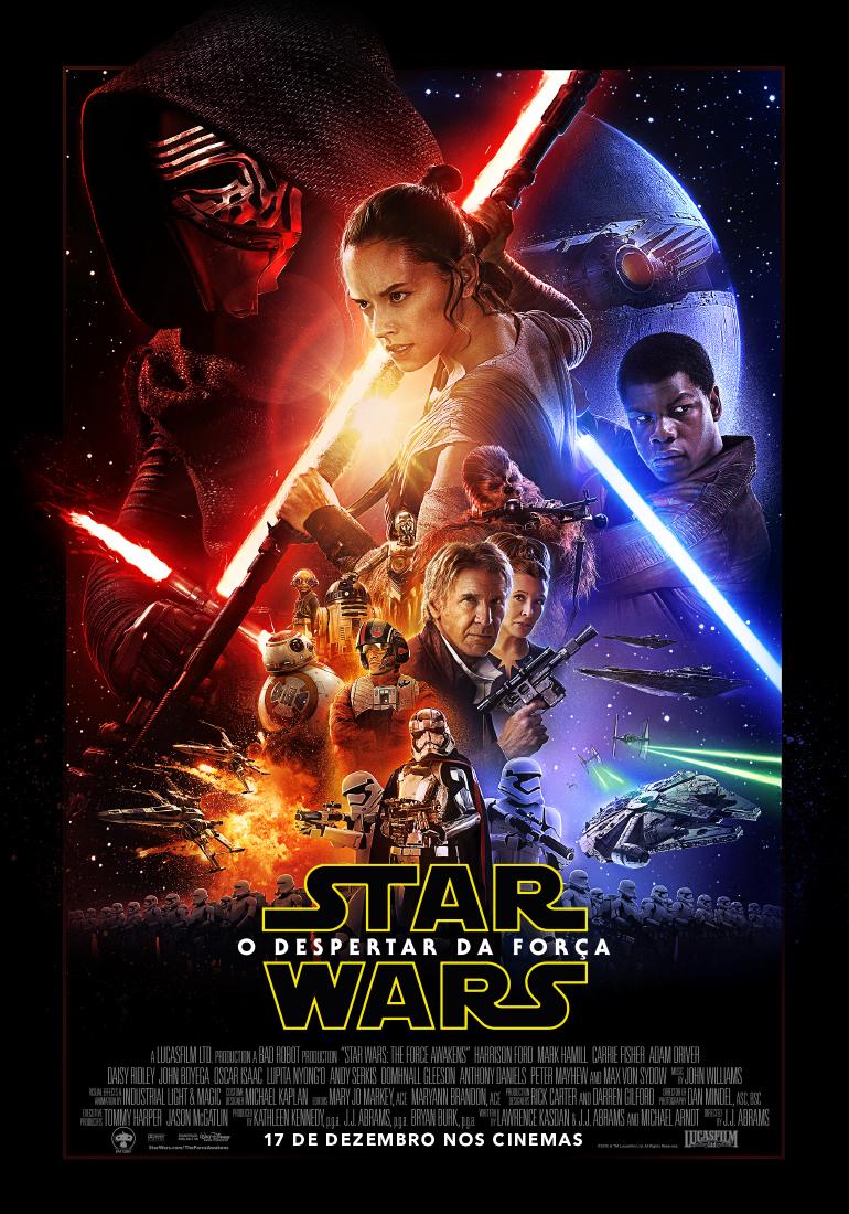 Crítica | Star Wars – Episódio VII: O Despertar da Força