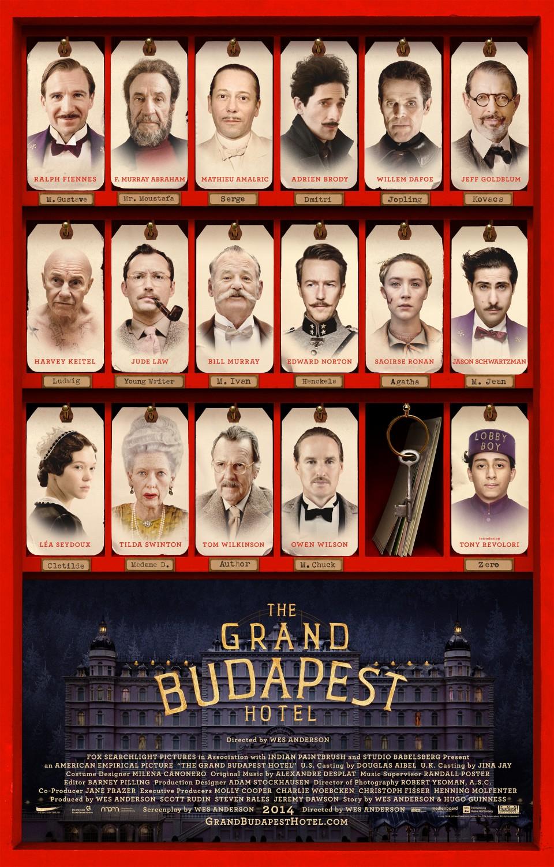 Crítica | O Grande Hotel Budapeste