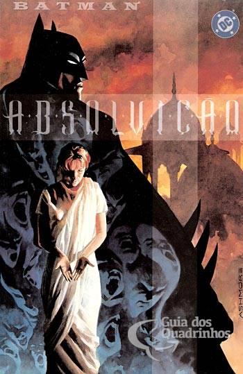 Resenha | Batman: Absolvição