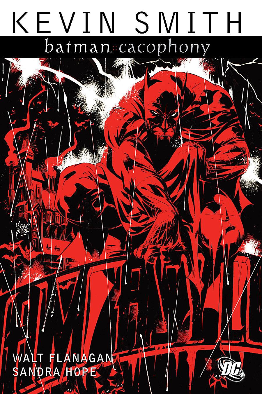 Resenha | Batman: Cacofonia