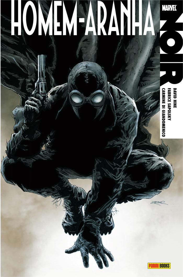 Resenha | Homem-Aranha Noir