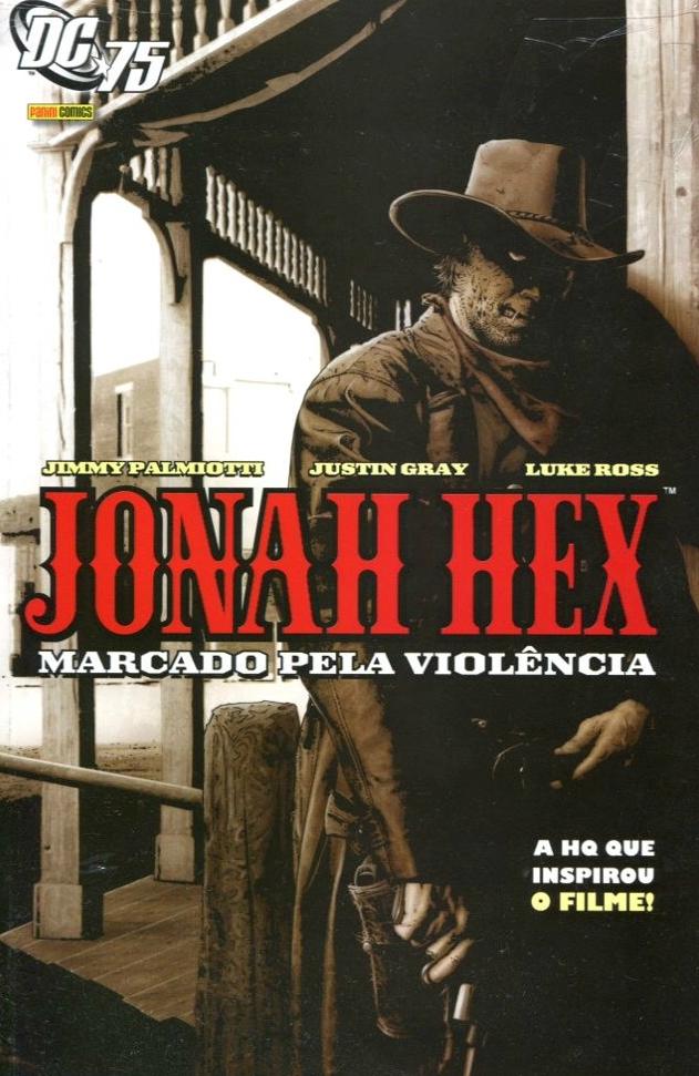 Resenha | Jonah Hex: Marcado pela Violência