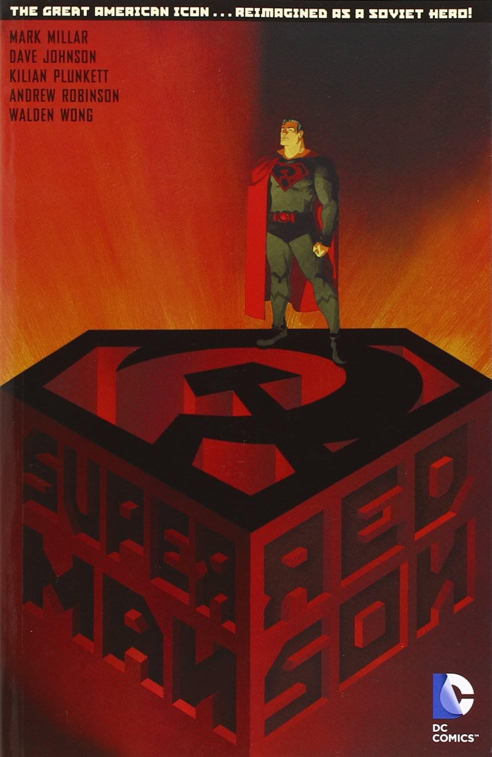 Resenha | Superman: Entre a Foice e o Martelo