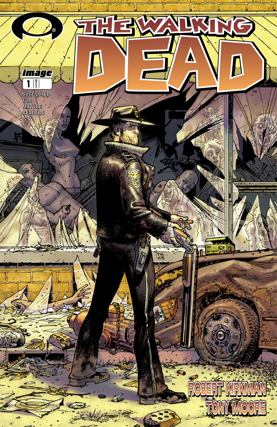 Resenha | The Walking Dead