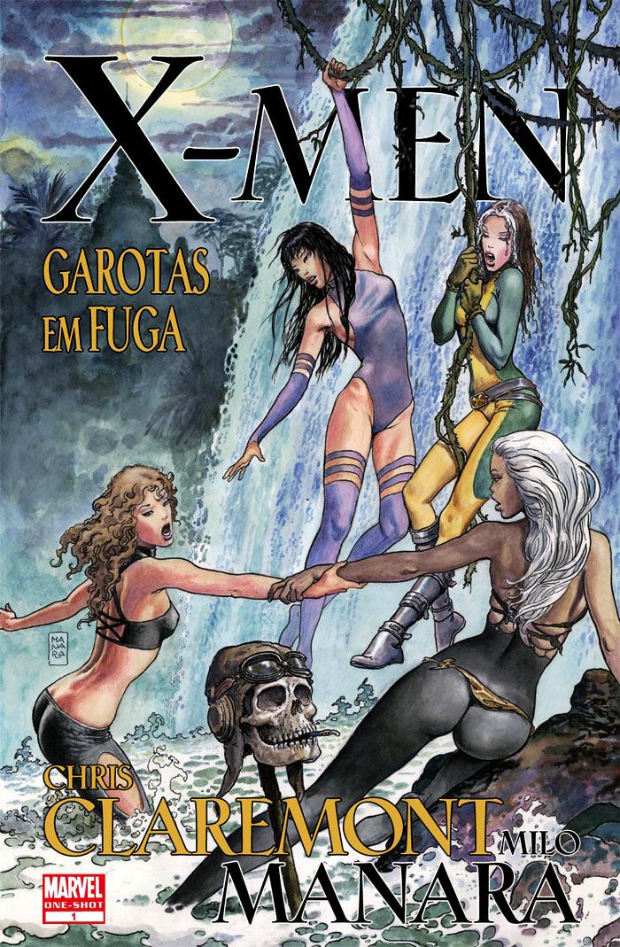 Resenha | X-Men: Garotas em Fuga