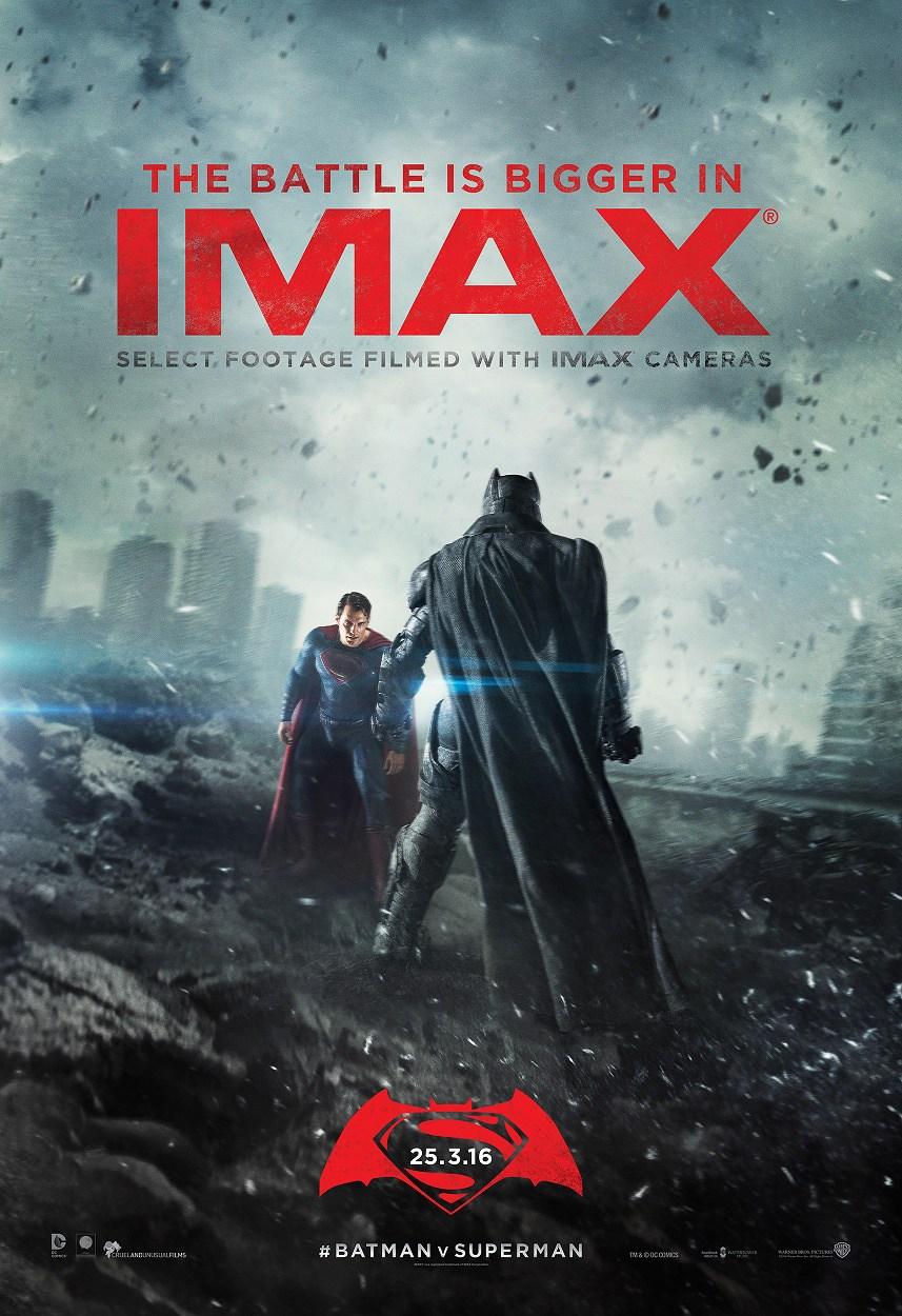 Crítica | Batman vs Superman: A Origem da Justiça (2)