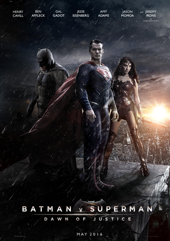 Crítica | Batman vs Superman: A Origem da Justiça (1)