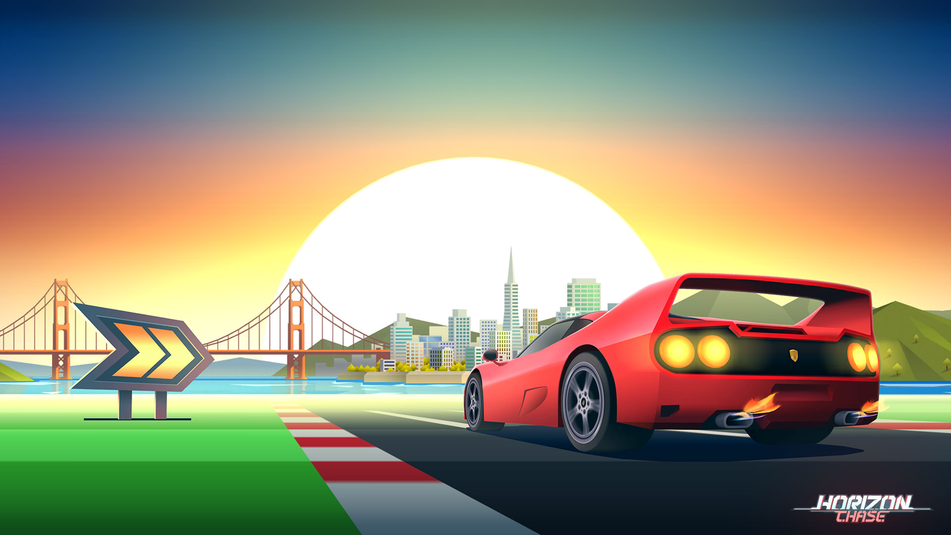 Review | Horizon Chase